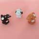 Set de 3 miniaturas vaquitas